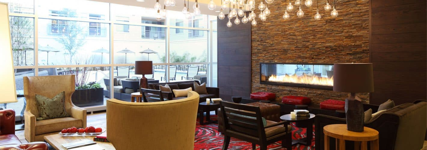 The Fitzgerald at UB Midtown : Lounge