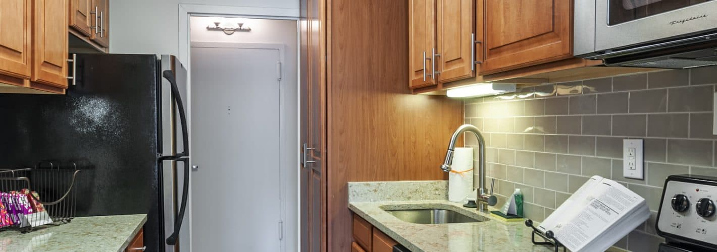 1500 Locust : Kitchen