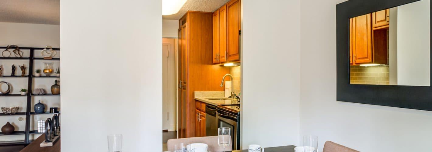1500 Locust : Dining Room