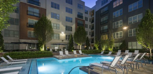 Featured amenity at OMNIA at Town Center
