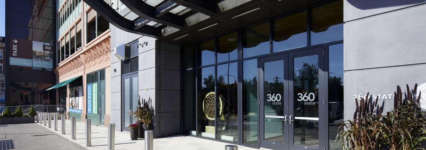 360 State Street : Exterior