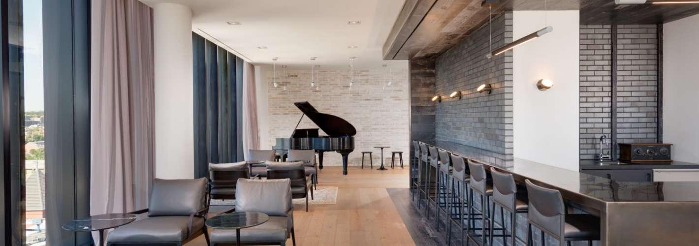 880P : Music Room bar