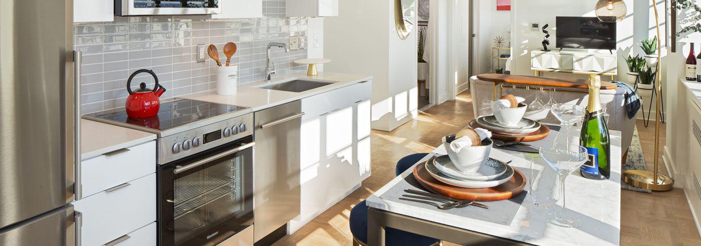 âme at Meridian Hill : Designer kitchens