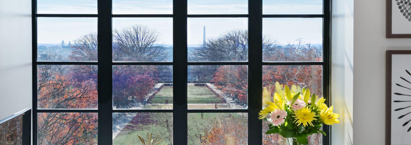 âme at Meridian Hill : Historic views