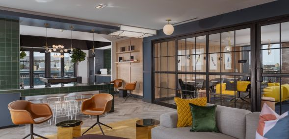 Featured amenity at i5 Union Market