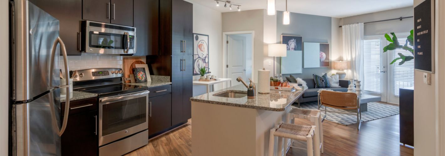 The Porter Del Ray : Open floor plans perfect for entertaining friends and family