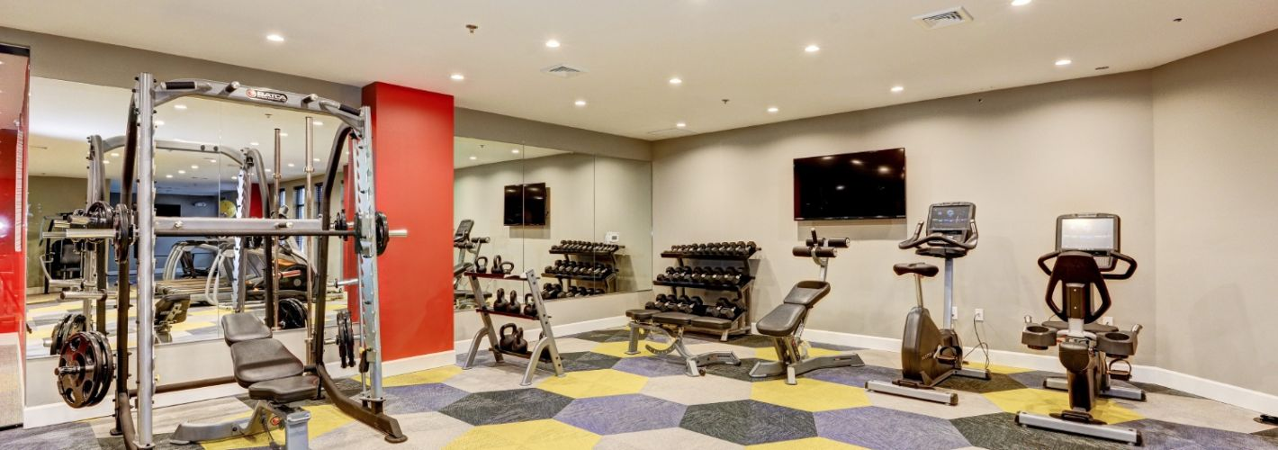 Aspire Apollo : Fitness Center