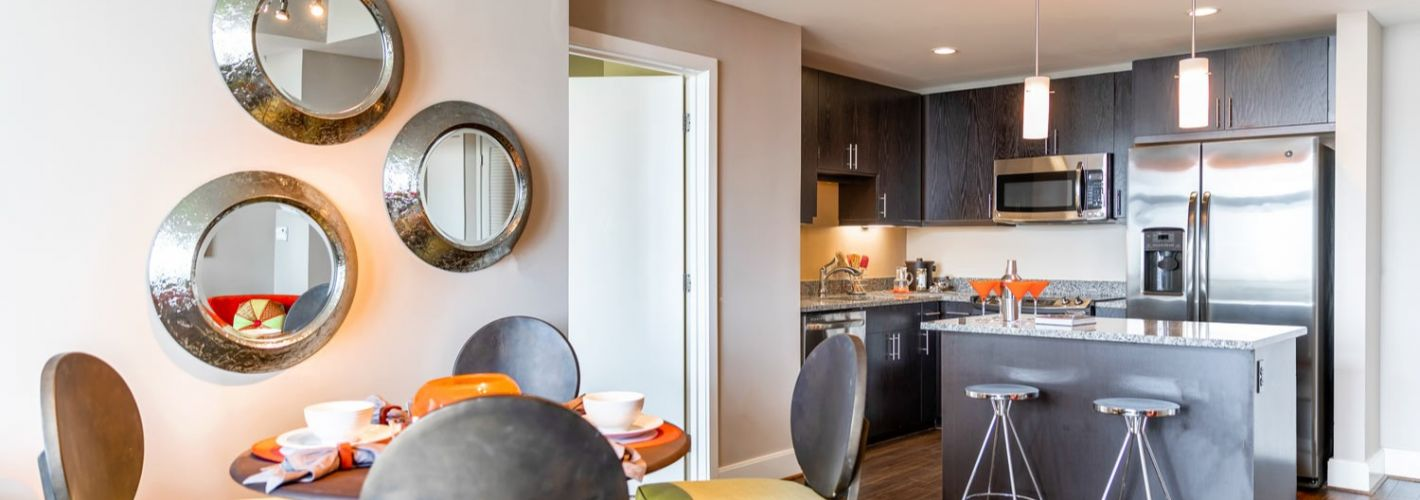 The Avant at Reston Town Center : Dining Room