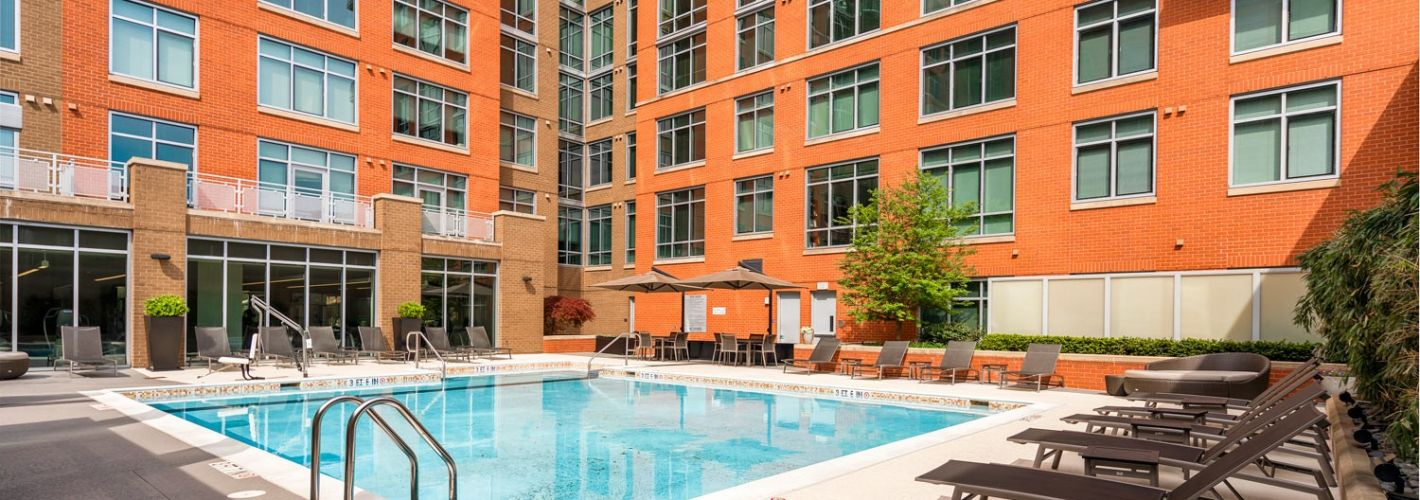 The Avant at Reston Town Center : Pool