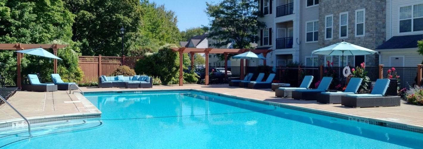 The Hawthorne at Gillette Ridge : Pool