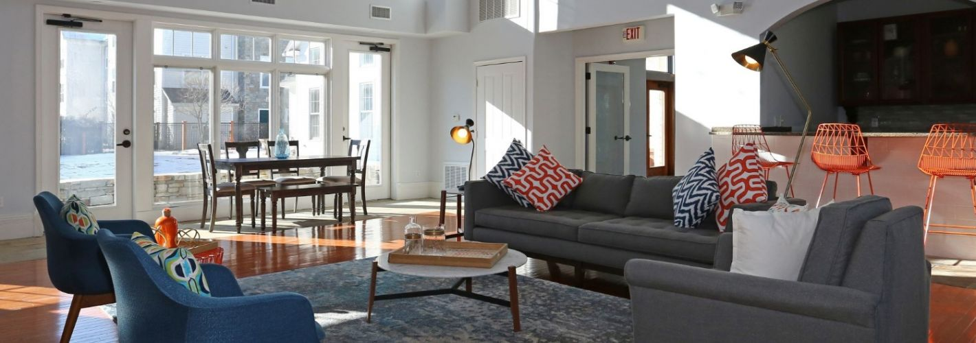 The Hawthorne at Gillette Ridge : Chairs