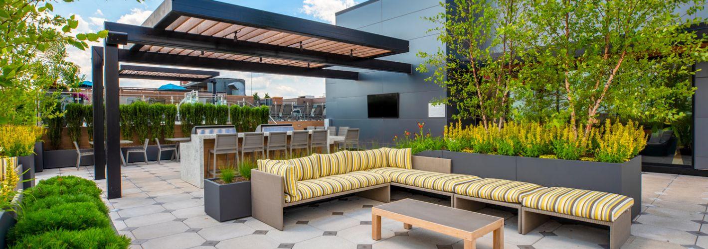 RESA : Rooftop Seating