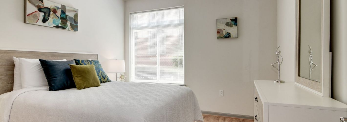 Crosswinds at Annapolis Town Center : Select bedrooms with hardwood floors available