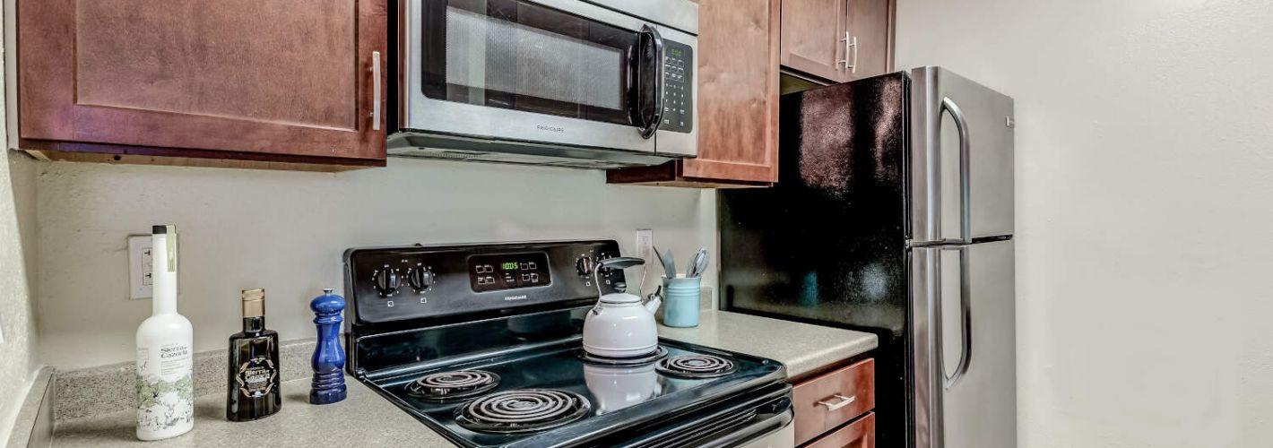 Falls Green : Kitchen