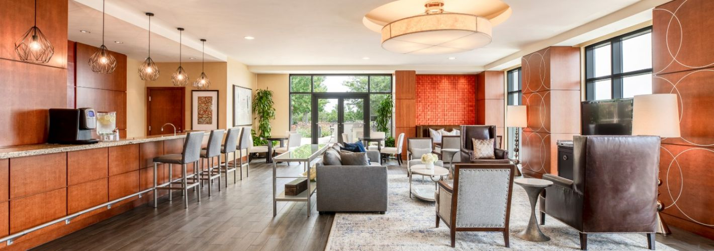 Mariner Bay at Annapolis Town Center : Clubroom