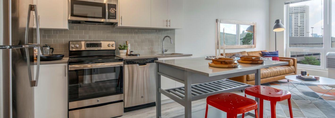 The Hamilton : Kitchen