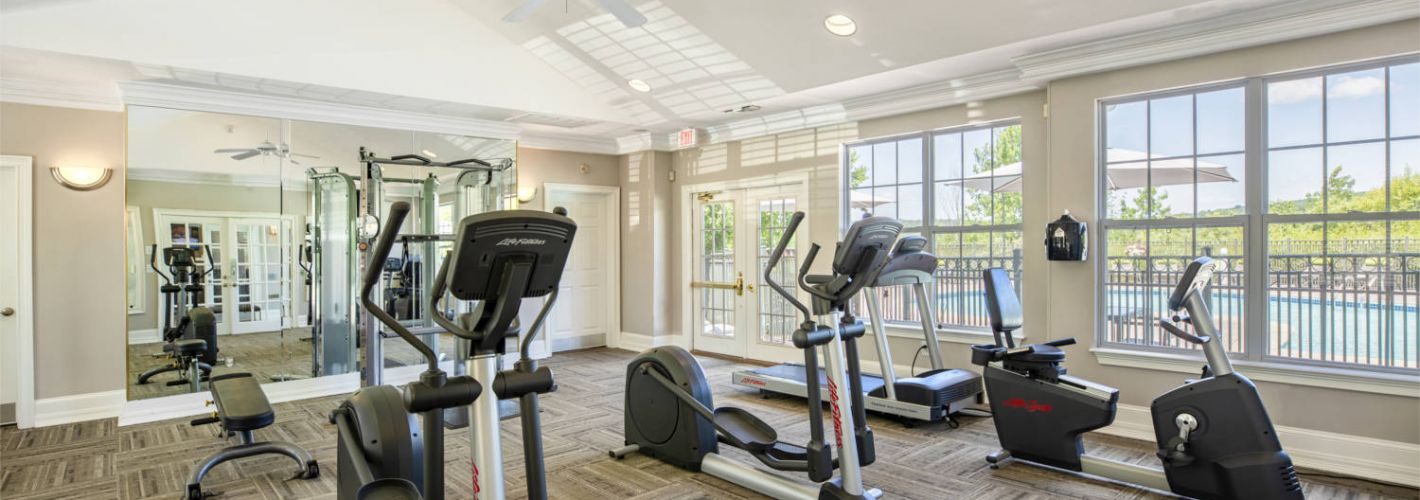 Willow Grove Apartment Homes : Gym