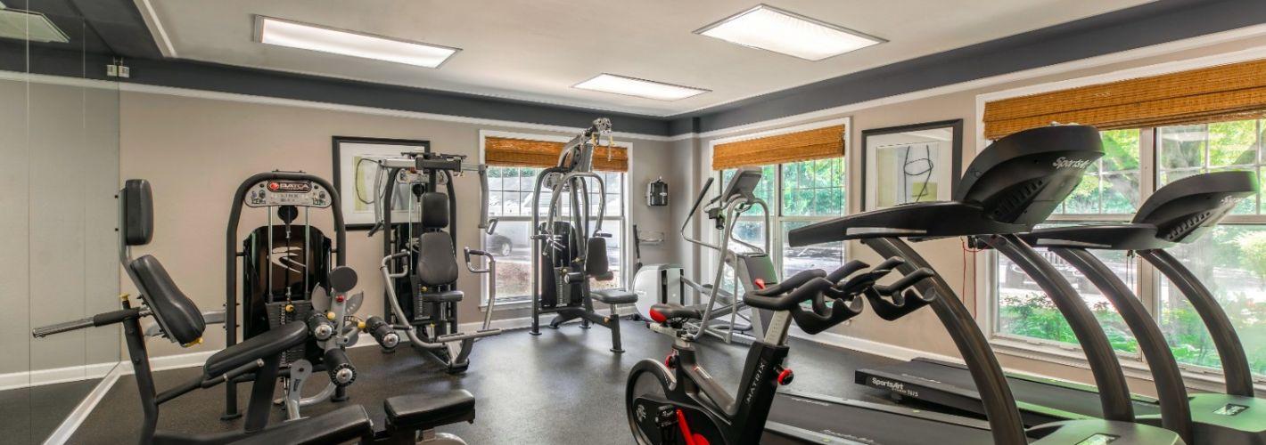 Hunters Glen : Fitness Center
