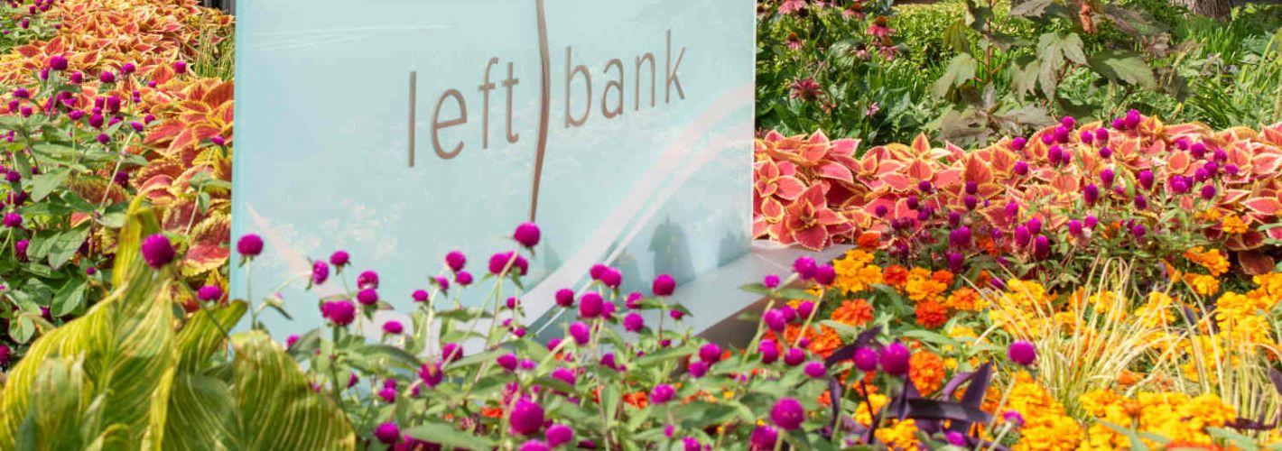 Left Bank : Front Entrance