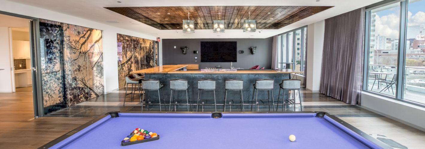 Twenty20 : Billiards Table