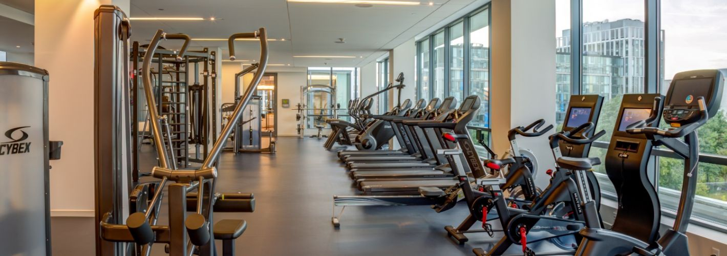 Twenty20 : Fitness Center