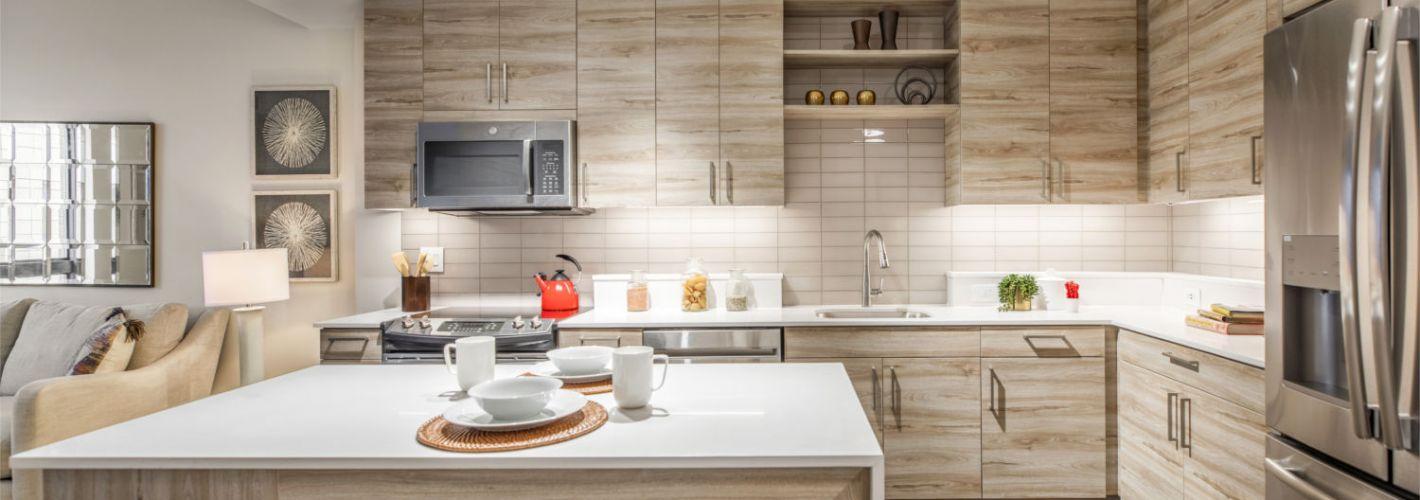The Kelvin : Model Kitchen