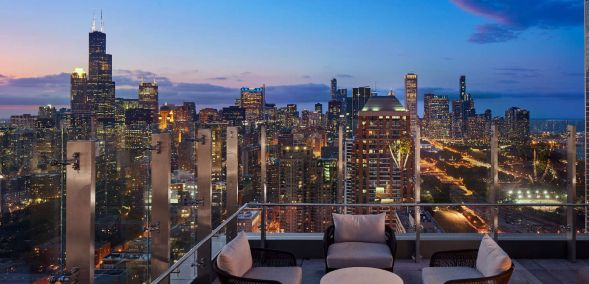 Featured amenity at The Paragon Chicago