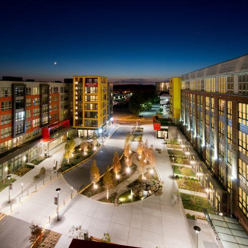 Fairfax Square Apartments: Lofts & Lotus Apartment Photos