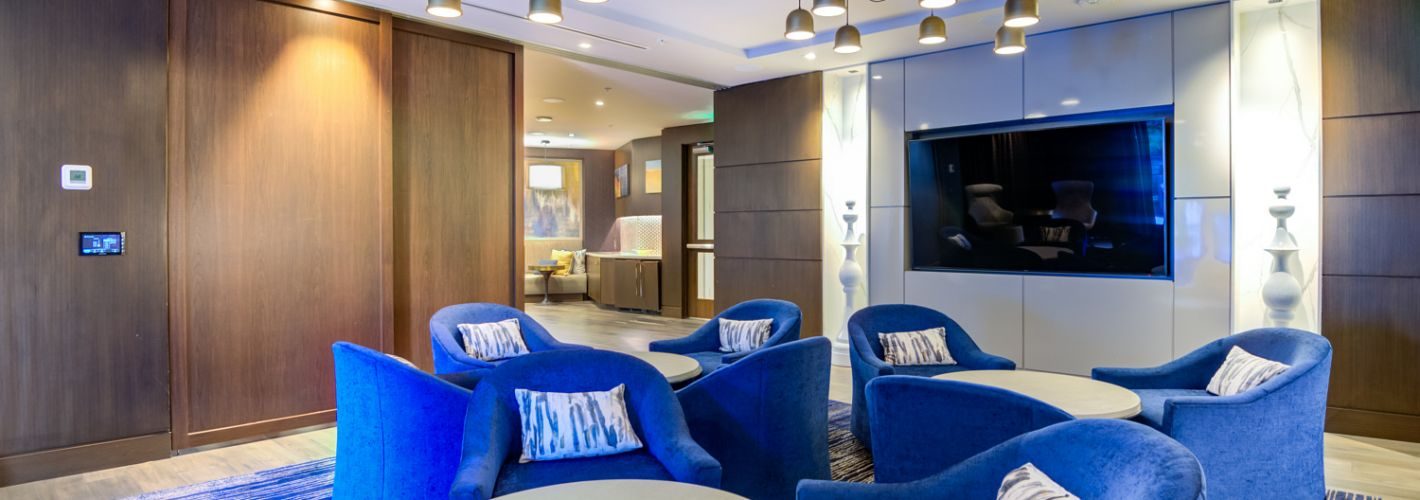 Instrata Pentagon City : Lounge