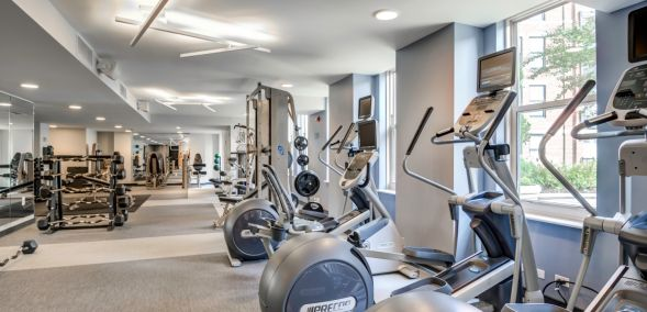 Featured amenity at Spinnaker Bay at Harbor East