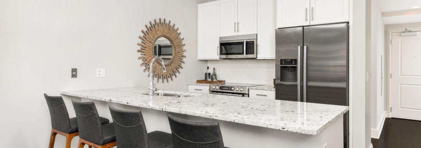 850 Lake Shore Drive : Kitchen