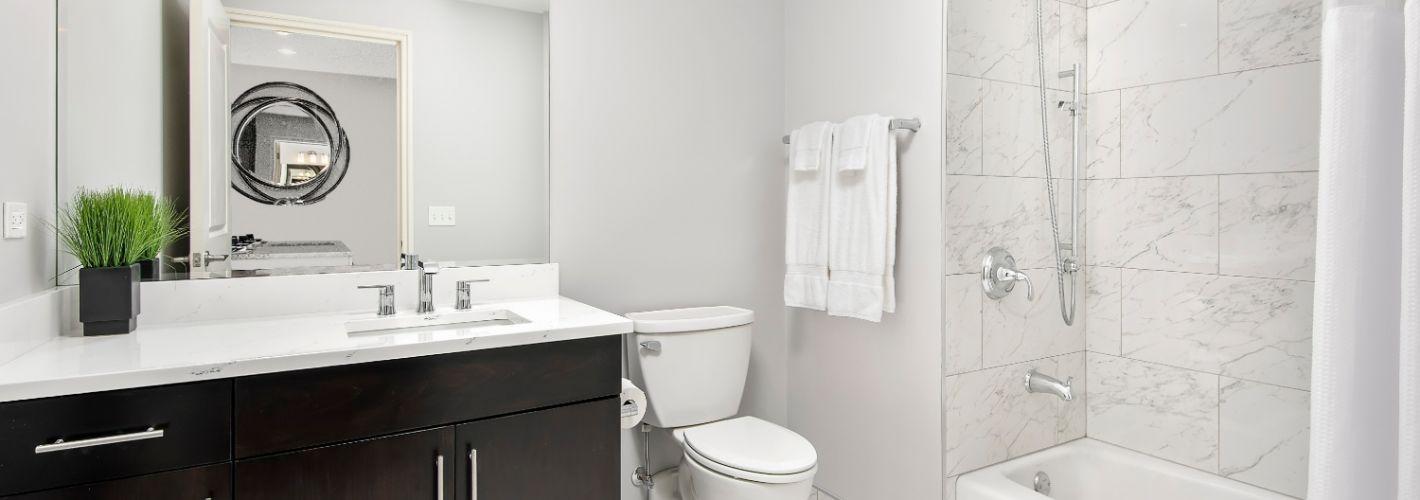 850 Lake Shore Drive : Bathroom