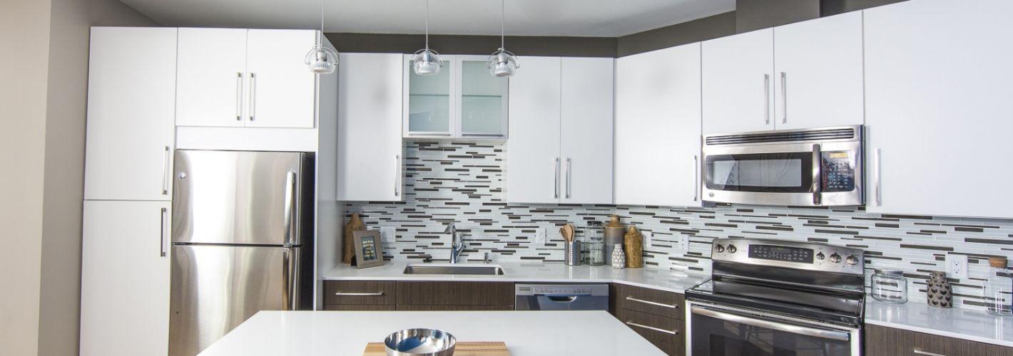 Notch 8 : Model Kitchen