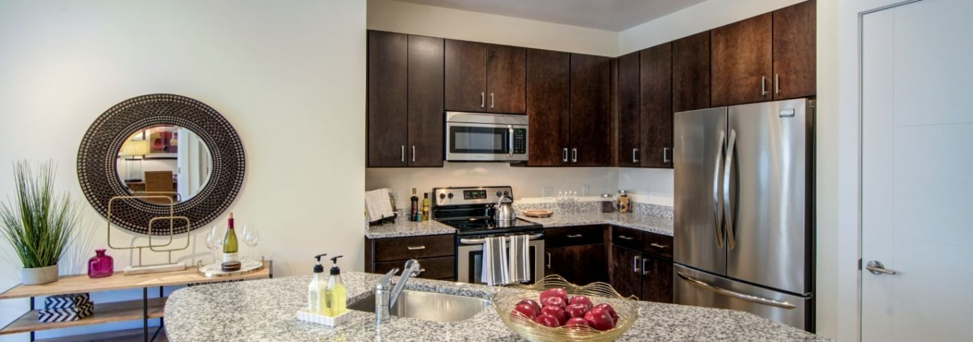 The Residences at Annapolis Junction : KItchen