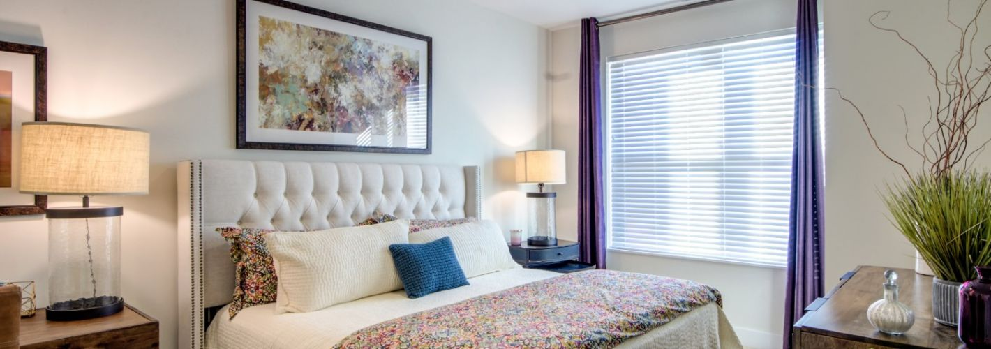 The Residences at Annapolis Junction : Bedroom