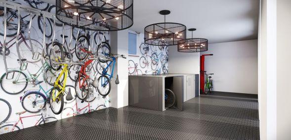 Featured amenity at Miro Brickell