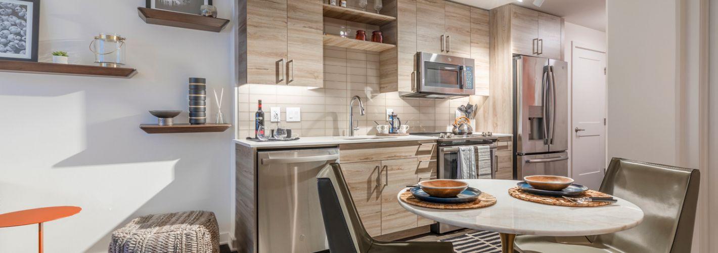 The Kelvin : Dining Room