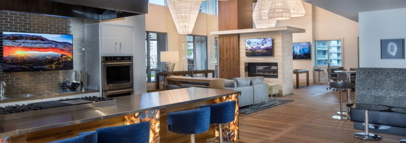 Miro Brickell : Lounge