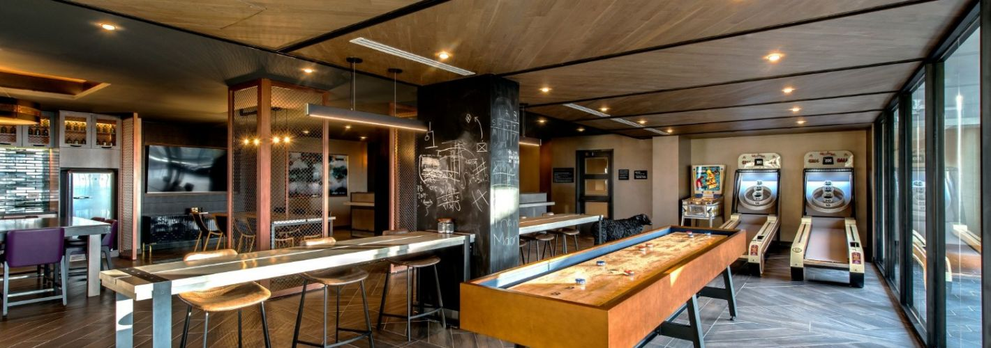 The Batley : Clubroom Games