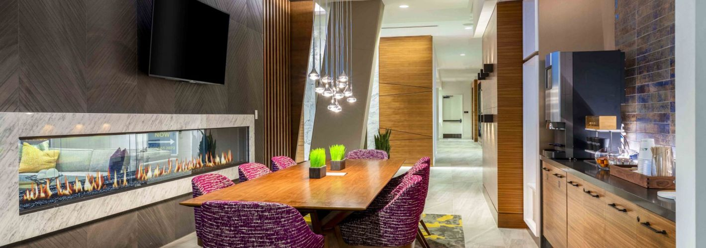 The Clark : Resident Lounge