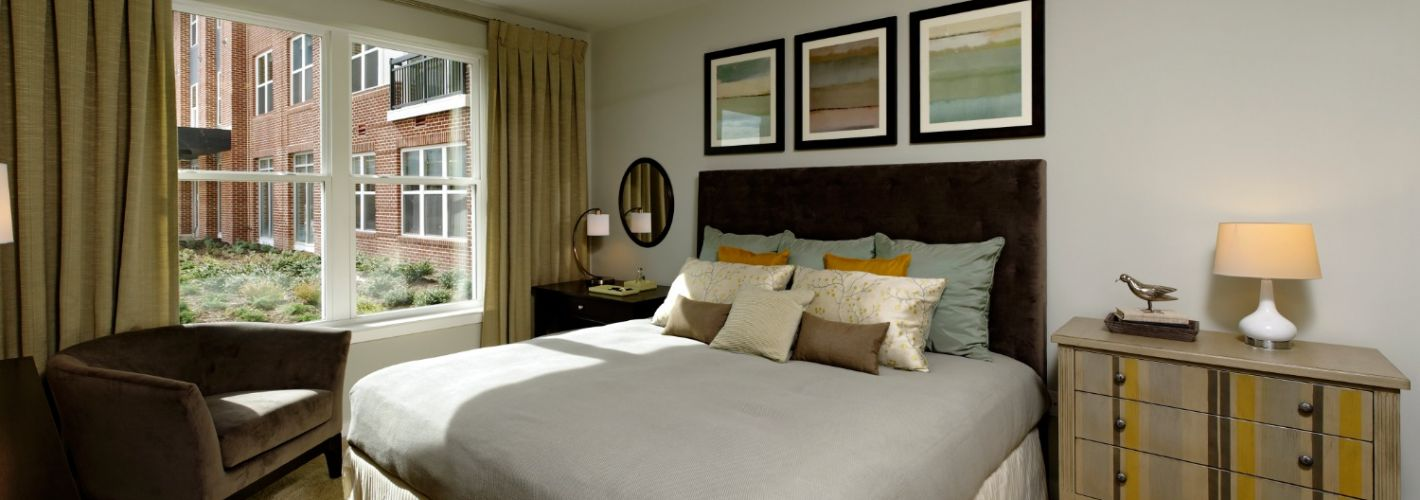 Arbors at Baltimore Crossroads : Bedroom