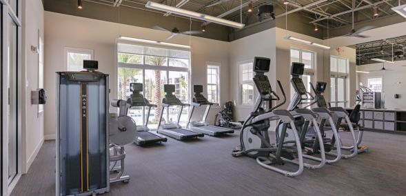 Featured amenity at The District Boynton