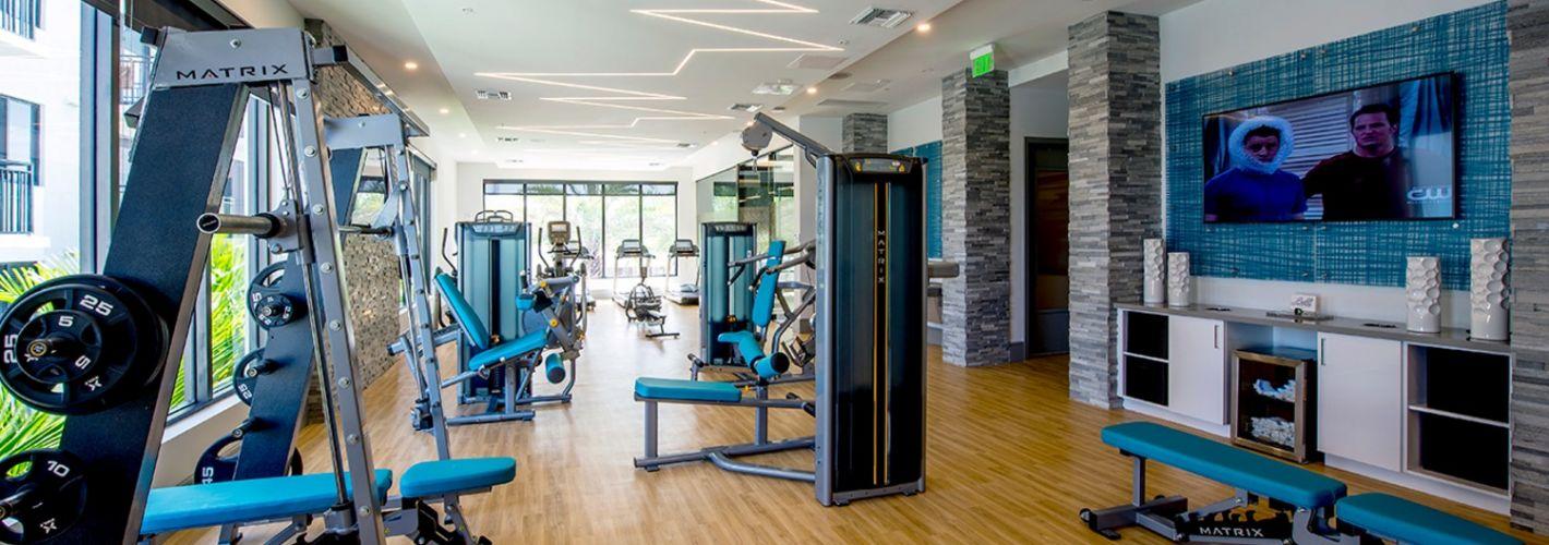 Indigo Station : Gym