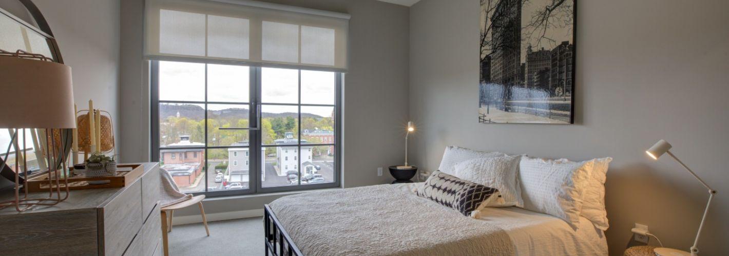 The Audubon New Haven : Bedroom