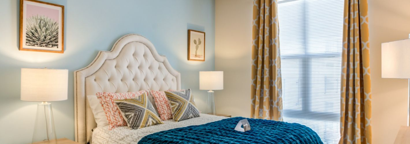 The Royal Athena : Master Bedroom