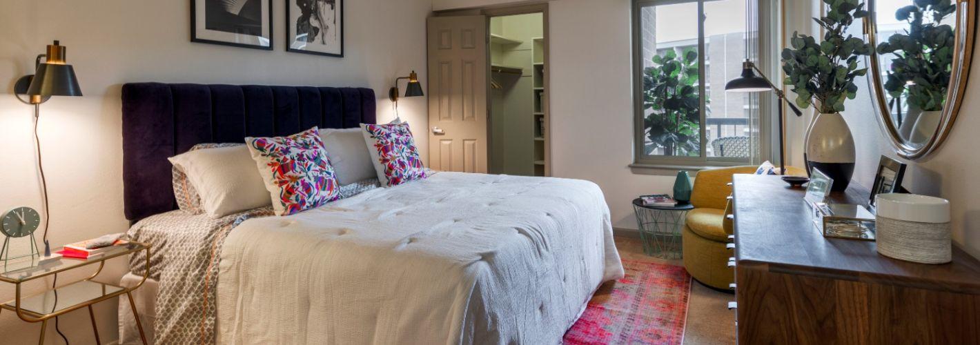 Falls Green : Bedroom