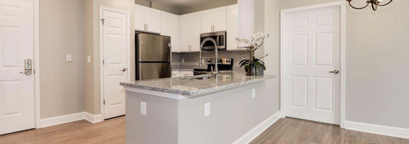 Jericho Residences : Kitchen