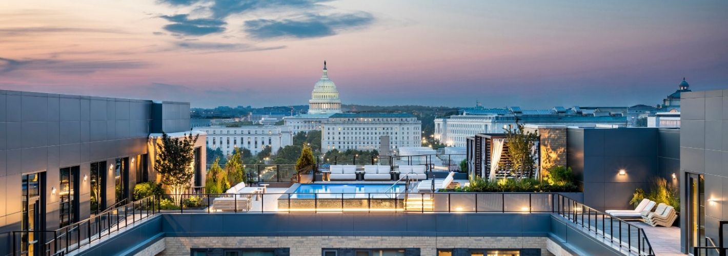Novel South Capitol : Rooftop View