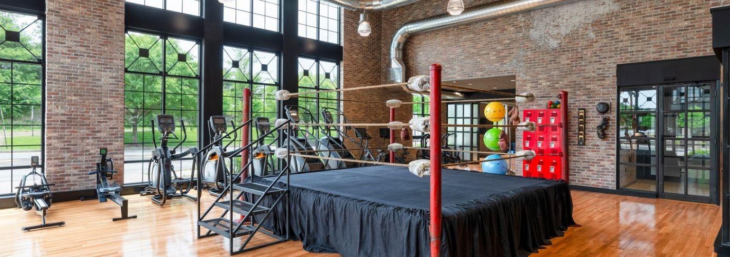 Ashbridge Exton : Ashbridge Gym