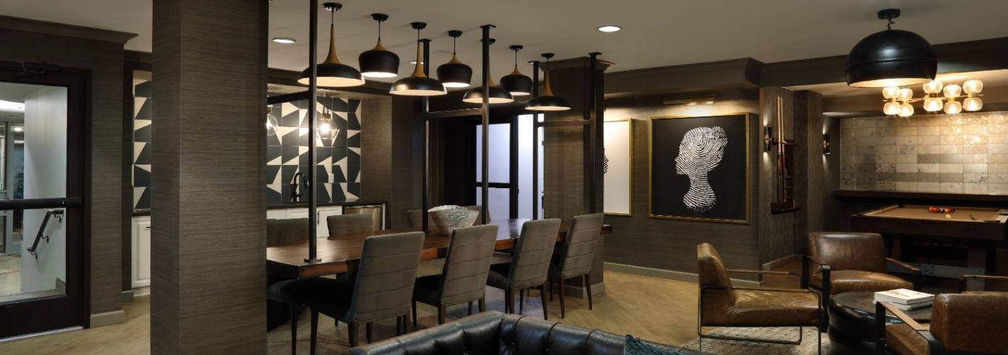 The Wellington : Lounge